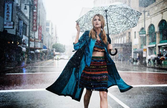 Как одеться по погоде?