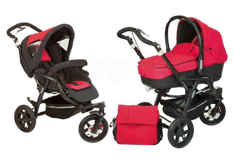 Как выбрать детскую коляску и не прогадать