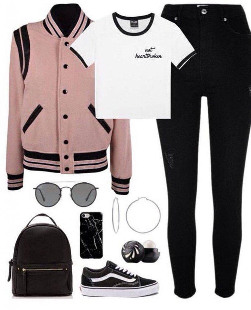 Модные образы и варианты сочетания с другой одеждой