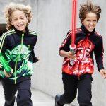Детские олимпийки адидас