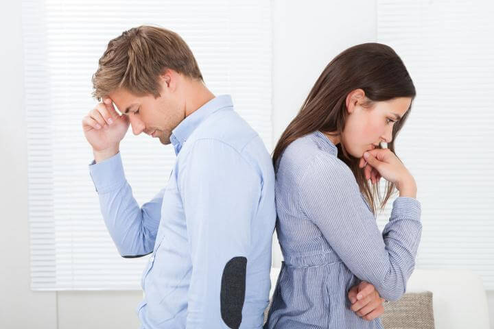 Причины тяжёлых отношений с самого начала