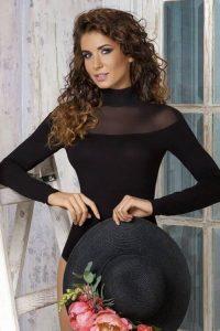 Блузки боди – женственная мода (обзор)