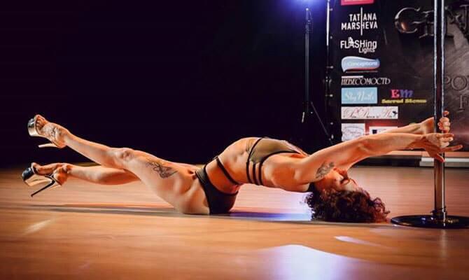 Exotic pole dance как способ раскрыть себя