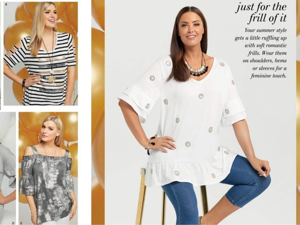 Как подобрать блузон для полных женщин?