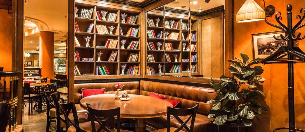 Изысканное кафе «Чайковский»