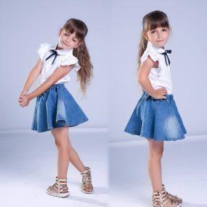 Детские белые кофты