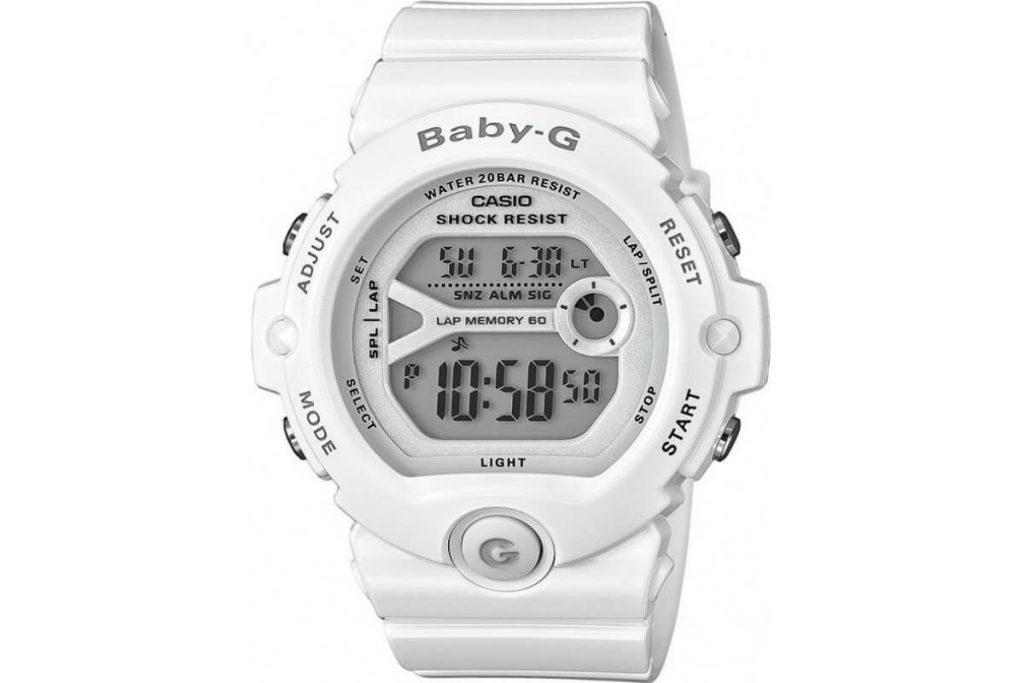 Женские часы Casio – стильные и элегантные аксессуары