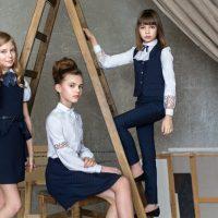 Как стильно и качественно одеть школьницу