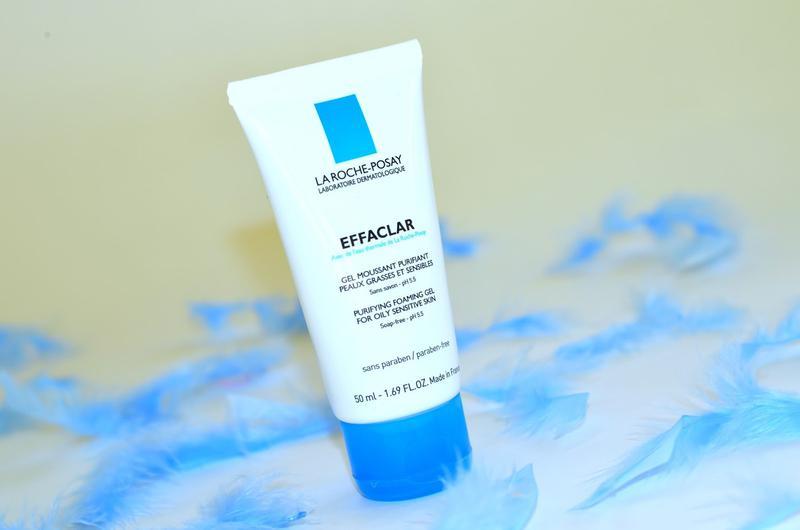 Обзор очищающего гель-мусса Effaclar для проблемной кожи