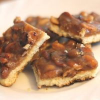 Печенье карамельное с арахисом