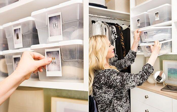 Как навести порядок в доме и быстро разложить всё по полочкам?
