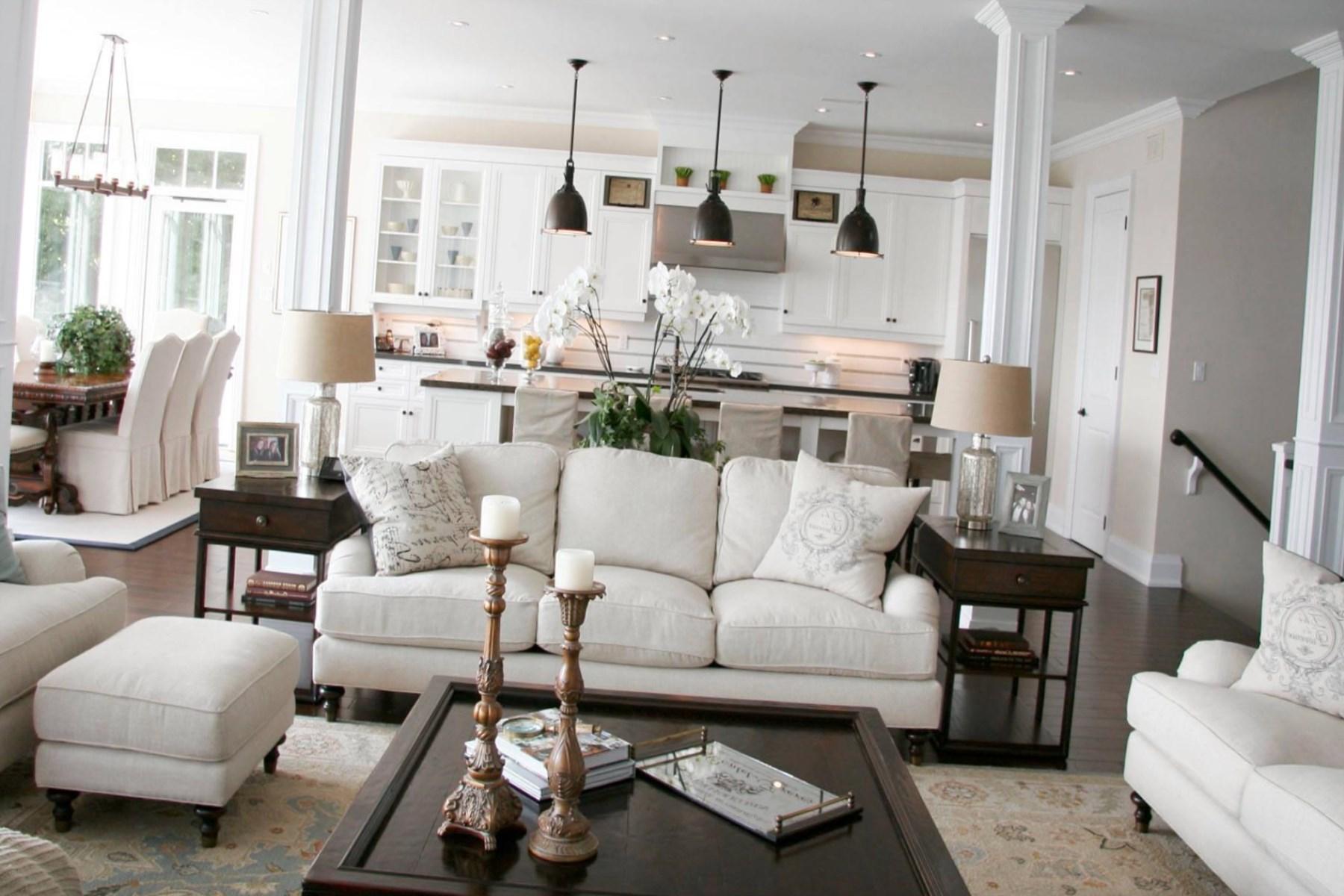 Обустройство гостиной: как сделать её совершенной