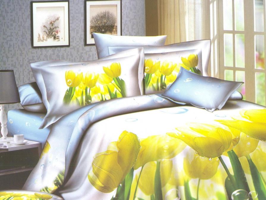 3D постельное белье: как выбрать его для своей спальни?