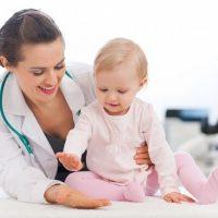 Медицинское наблюдение детей до года