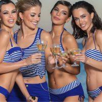 Пять трендовых купальных костюмов летнего сезона