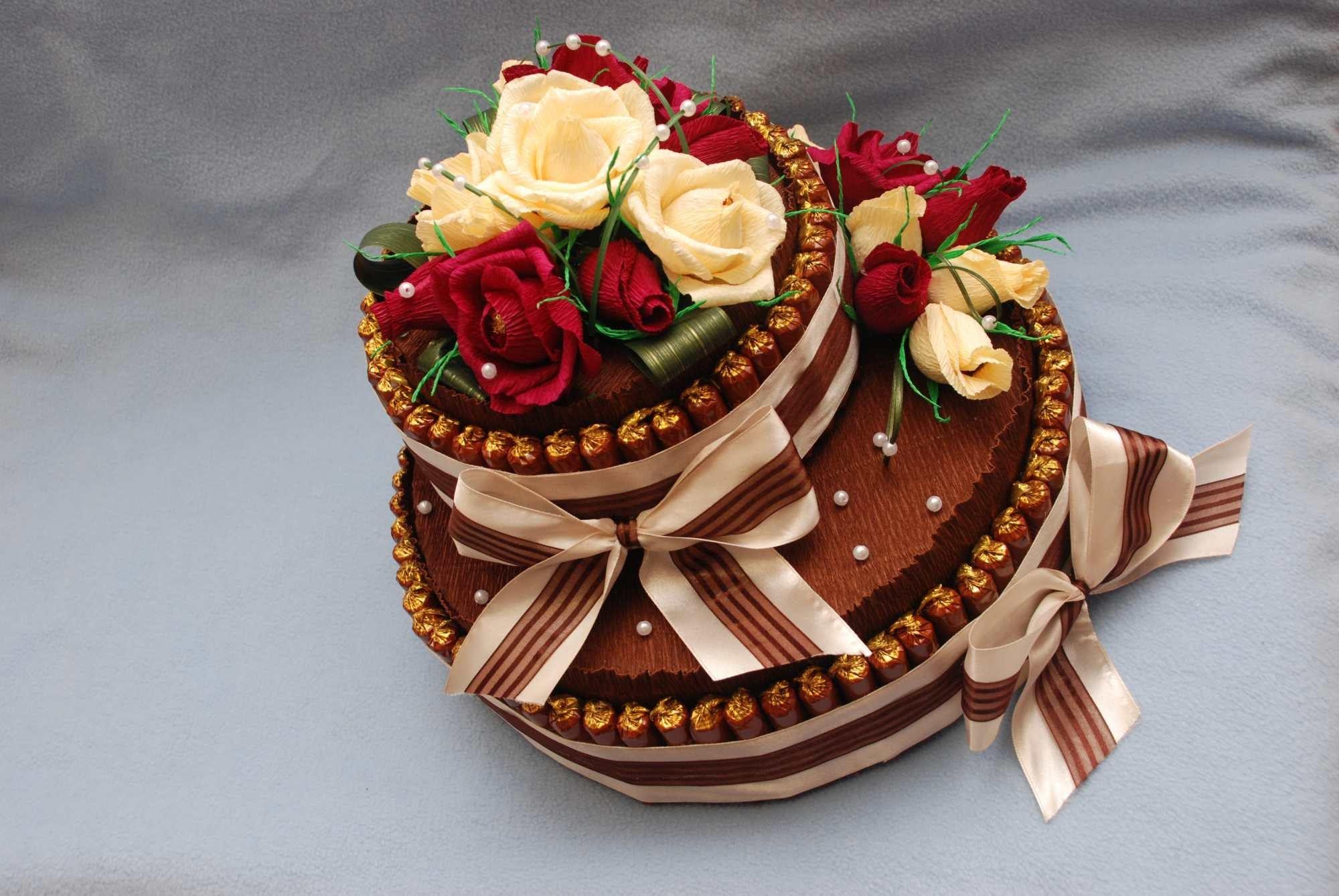 Торт на 8 Марта – что выбрать