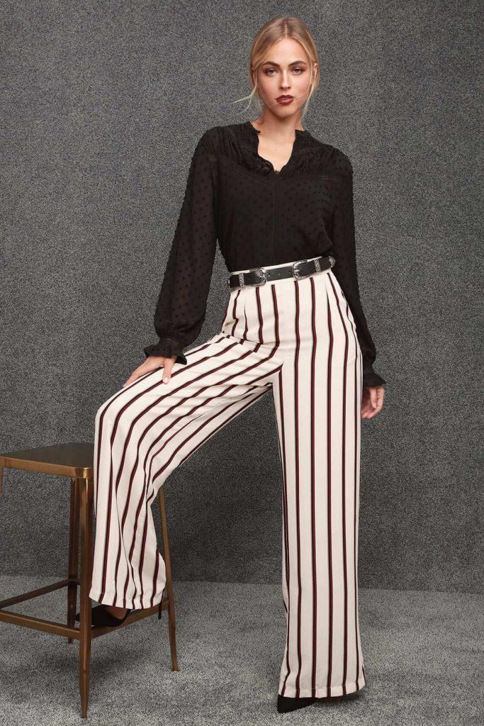 Модные модели брюк для наступающей осени