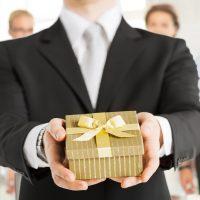 Подарки – важный элемент деловой культуры
