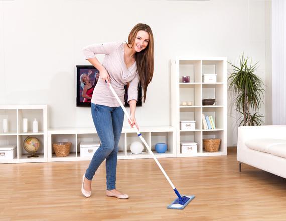 Как быстро и эффективно убраться в квартире или доме