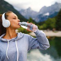 Вода дарит стройность